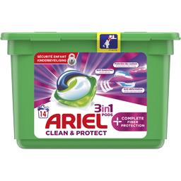 Ariel Pods + complete protection x14