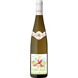 Vin de France Cuisse de Bergère, vin blanc