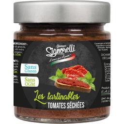 Les Tartinables tomates séchées