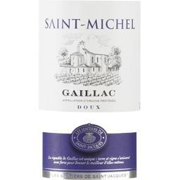 Gaillac doux, vin blanc