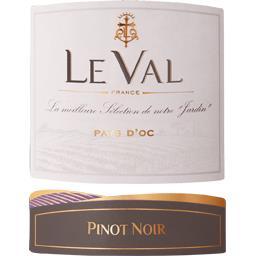 Vin de Pays d'Oc Pinot noir, vin rouge