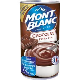 Crème dessert chocolat extra fin