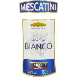 Boisson Mescatini Bianco
