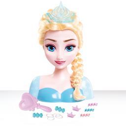 La Reines des Neiges - Tête à coiffer Elsa