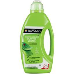 Engrais liquide plantes vertes