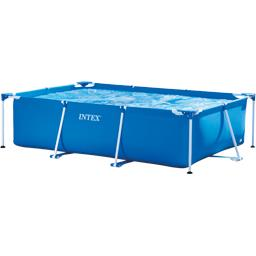 Kit piscine Frame junior rectangle tubulaire 3mx2mx75cm