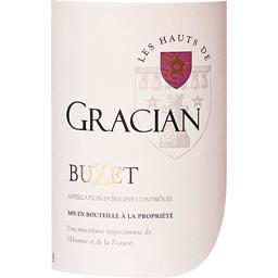 Buzet Les Hauts de Gracian vin Rosé 2017