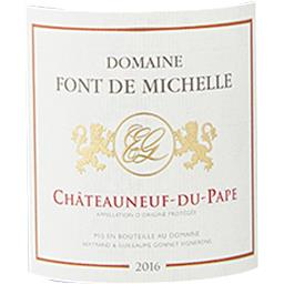 Châteauneuf du Pape Domaine Font de Michelle BIO vin...
