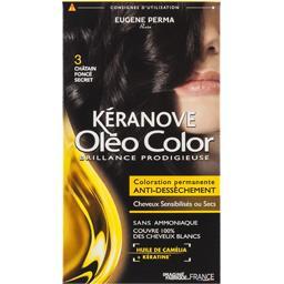 Coloration 3 châtain foncé secret - Oleo Color