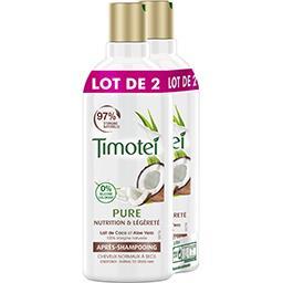 Pure - Shampooing nutrition & légèreté