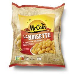 Mc Cain La Noisette croustillante et fondante