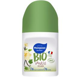 Monsavon Déodorant vanille figuier BIO