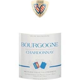 Chardonnay - vin blanc de Bourgogne