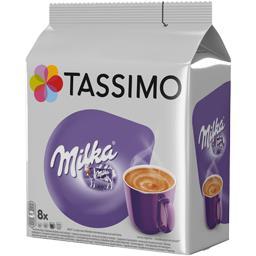 Capsules boisson Milka