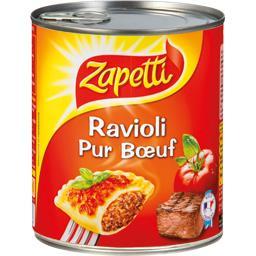 Buitoni Zapetti Ravioli pur bœuf