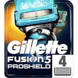 Fusion5 proshield chill lames de rasoir pour homme 4...
