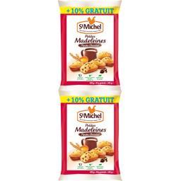 St Michel Madeleines pépites de chocolat