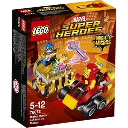 Marvel Super Heroes - Mighty Micros Iron Man VS Than...