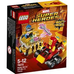 Marvel Super Heroes - Mighty Micros Iron Man VS Thanos