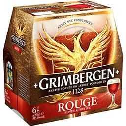 Phoenix - Bière d'abbaye rouge aromatisée