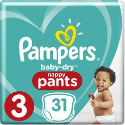 Baby-dry - pants - taille 3 6-11 kg - couches-culottes
