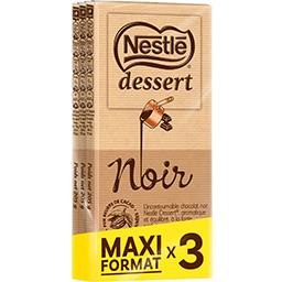 Nestlé Chocolat Dessert - Chocolat noir