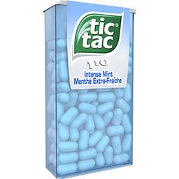 Tic Tac Bonbons menthe extra fraîche
