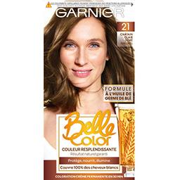 Garnier Belle color châtain clair doré, coloration permanent...