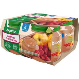 Pommes framboises, de 6 à 36 mois