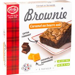 Forchy Brownie caramel au beurre salé La boite de 285gr