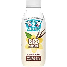 Yaourt BIO à boire vanille de Madagascar