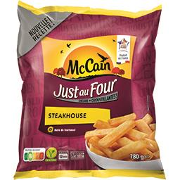 Mc Cain Just au Four - Frites Steakhouse