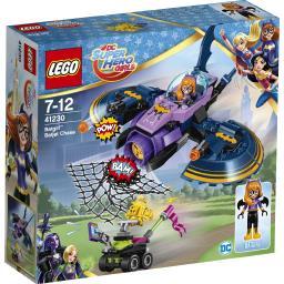DC Super Héro Girls - La Poursuite en Batjet de Batgirl