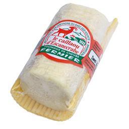 Demi-bûchette de fromage de chèvre fermier