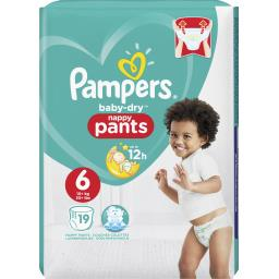 Couches-culottes baby-dry pants t6