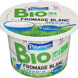 Fromage blanc BIO 3,6% MG