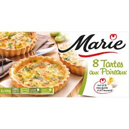 Marie Tartes aux poireaux