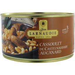 Cassoulet de Castelnaudary au canard