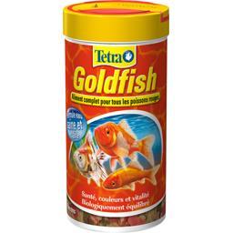Aliment complet Goldfish pour tous les poissons roug...