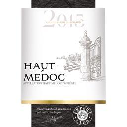 Baron de Gravelines Haut-médoc, vin rouge