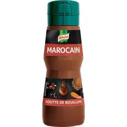 Goutte de Bouillon marocain