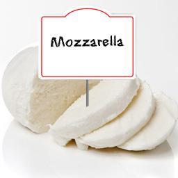 Mozzarella 18% de MG
