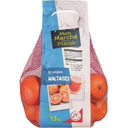 Oranges MALTAISES