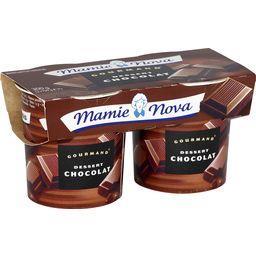 Gourmand - Dessert chocolat