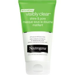 Masque sous la douche matifiant Visibly Clear
