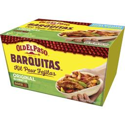 Kit pour Fajitas Barquitas Original Barbecue