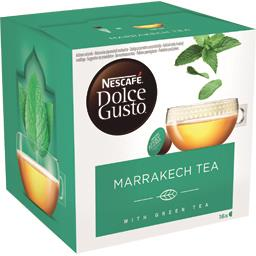 Dolce Gusto - Capsules Marrakech Tea