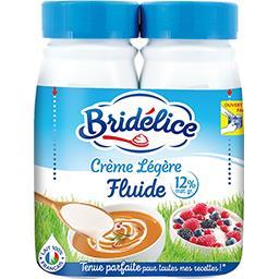 Crème légère fluide 12% MG