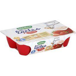 Lactés - Mini laitage fraise, de 6 à 36 mois