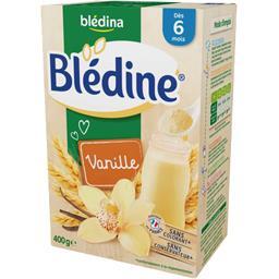Blédine - Céréales instantanées vanille, dès 6 mois